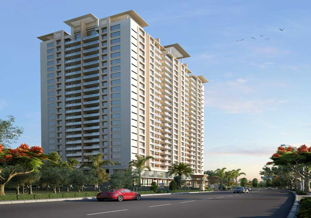 3, 4  Bhk High Rise Luxury Apartment for Sell in Mansrovar in Jaipur