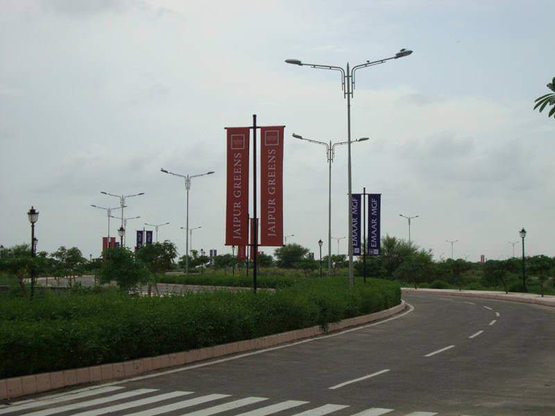 Emaar Jaipur Greens : Gated Residential Township Project